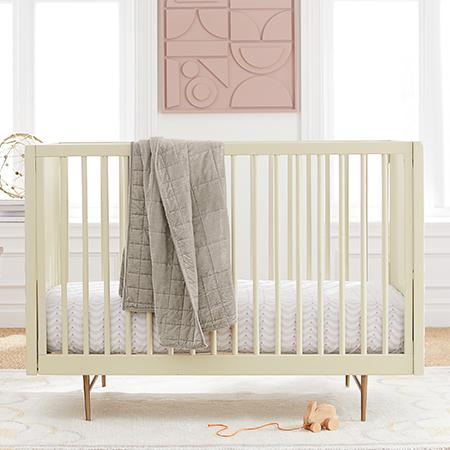 Polished Luxe Nursery