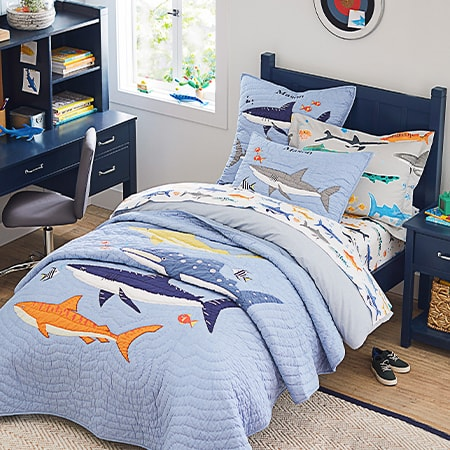 All Boy Bed Linen