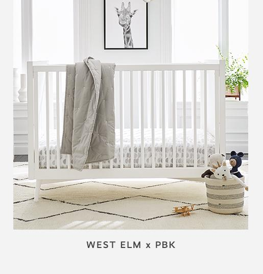 Shop WEST ELM X PBK
