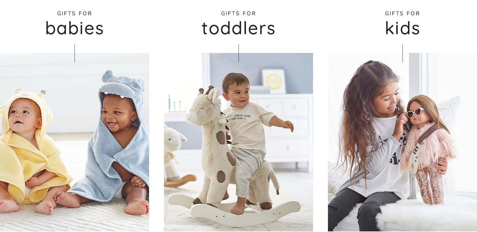 Gifts for Babies | Gifts for Toddlers | Gifts for Kids | Shop Now