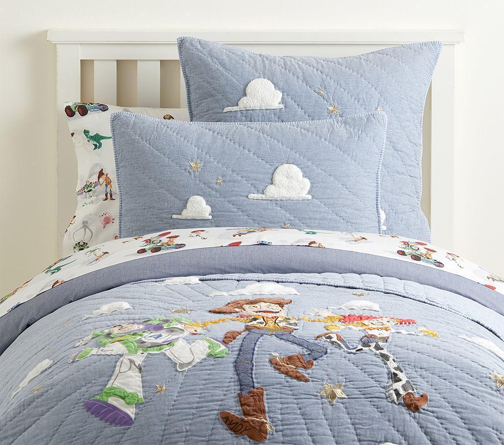 Disney 174 Pixar Toy Story Bedspread Pottery Barn Kids Uk