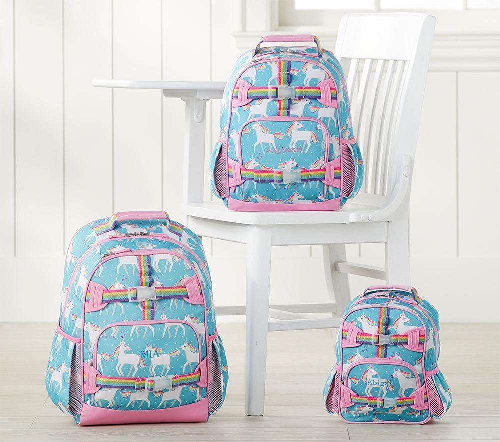Mackenzie Backpacks Unicorn Pottery Barn Kids Uk