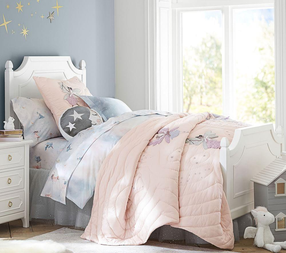 Organic Celeste Fairy Sheet Set Pottery Barn Kids Uk